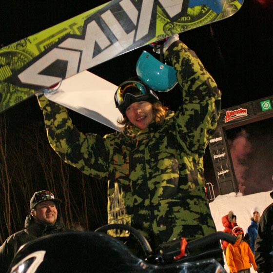 Gagnant en 2008