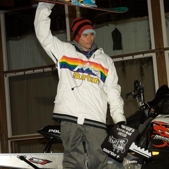 Gagnant en 2009